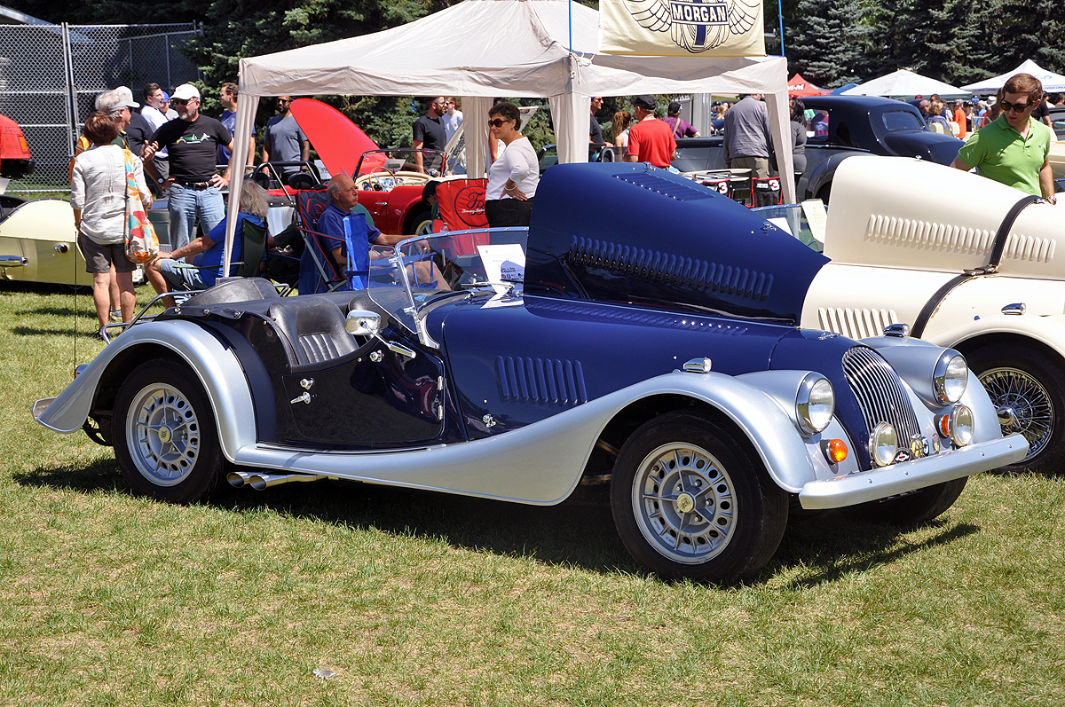 Vintage Sports Car Club Show Calgary 2015 - GTspirit