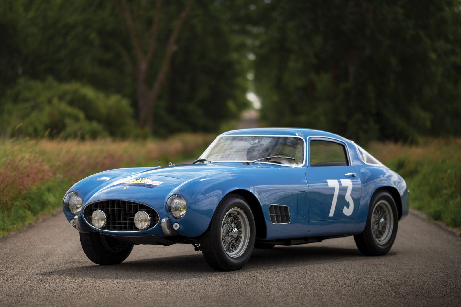 Ferrari 250 GT Berlinetta Competizione Tour de France Being Sold by ...