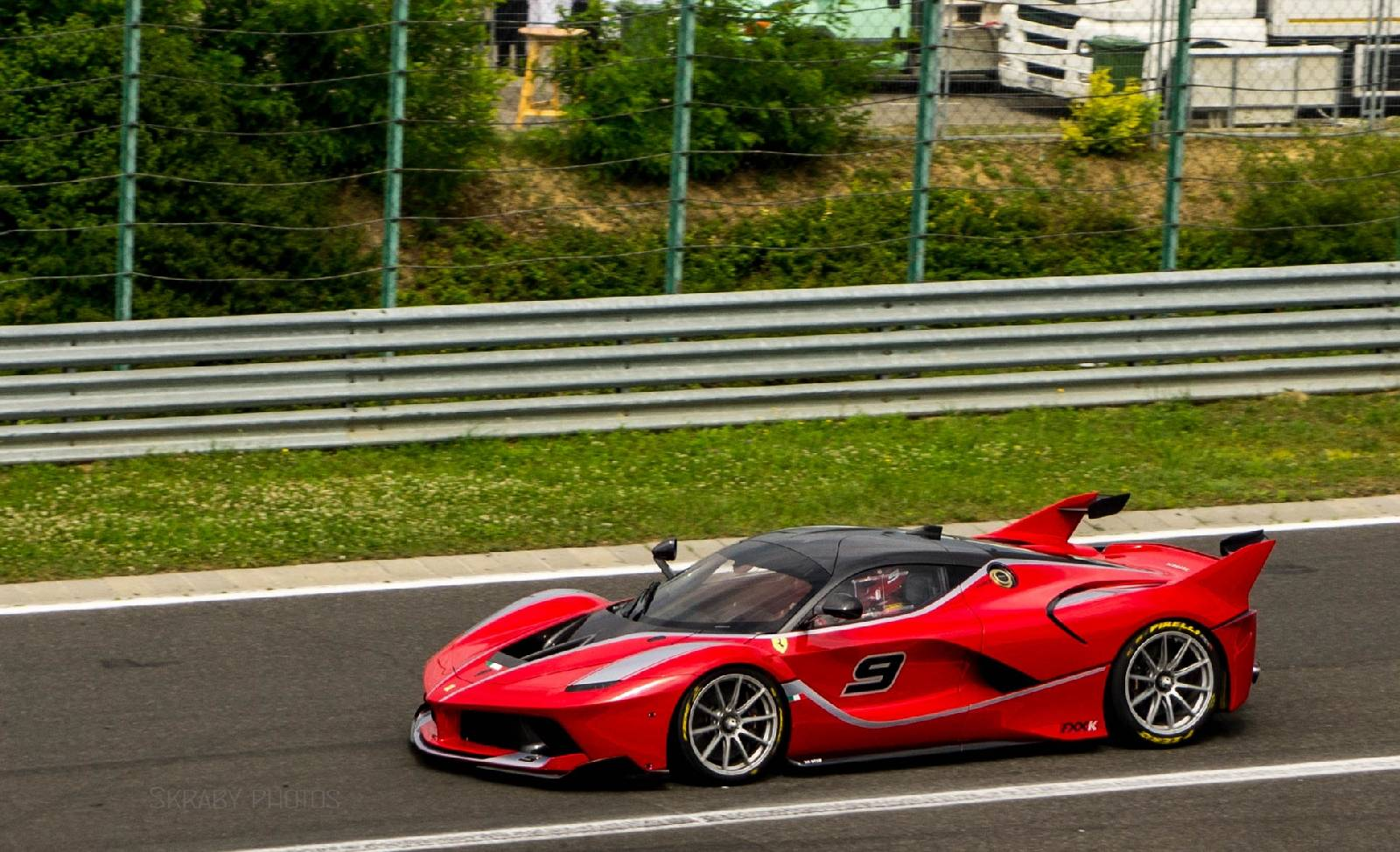 Ferrari Racing Days 2015 at Hungaroring - GTspirit