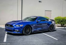 2015 Ford Mustang by Trufiber