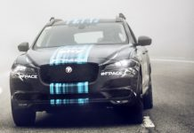 Jaguar F-Pace previewed
