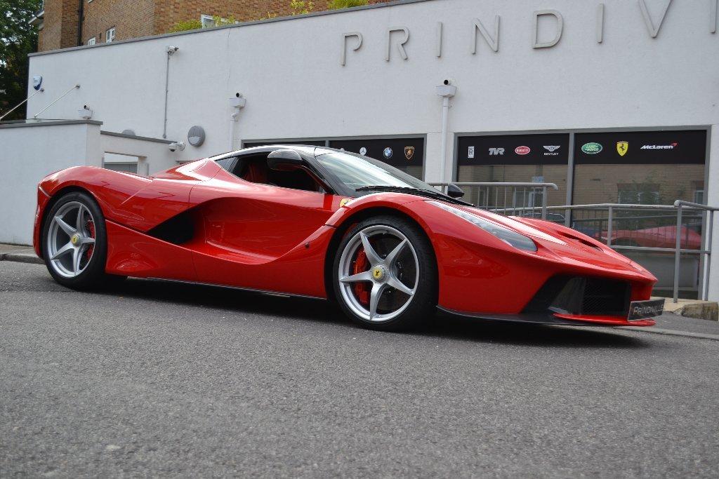 Rare Ferrari LaFerrari For Sale in the UK - GTspirit