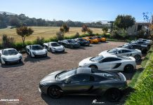 McLaren Owners Club South Africa Breakfast Drive