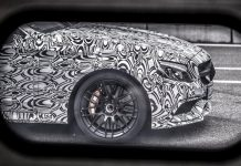 Mercedes-AMG C63 teaser