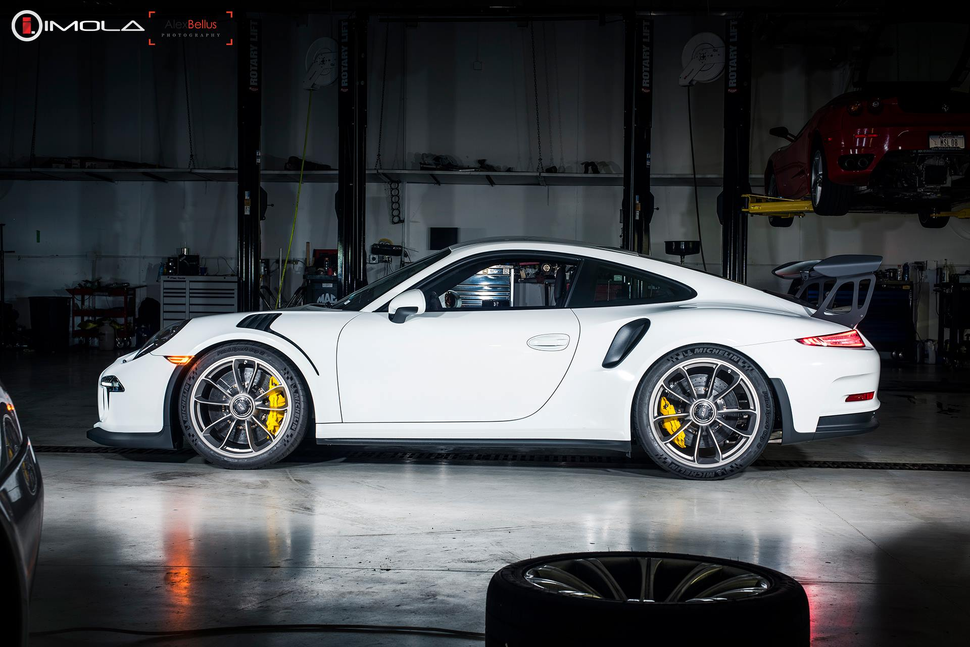 home car news meet the first 2016 porsche 911 gt3 rs in the us. Black Bedroom Furniture Sets. Home Design Ideas