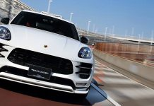 Porsche Macan Turbo Black Label by Artisanspirits