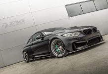 Widebody Vorsteiner BMW M4 by TAG Motorsports