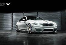 BMW M4 Evo by Vorsteiner
