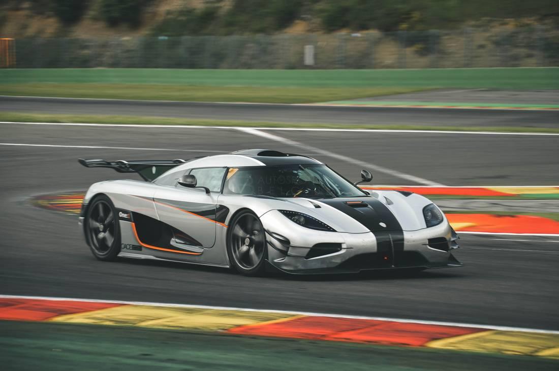 Hyper Cars Race Set