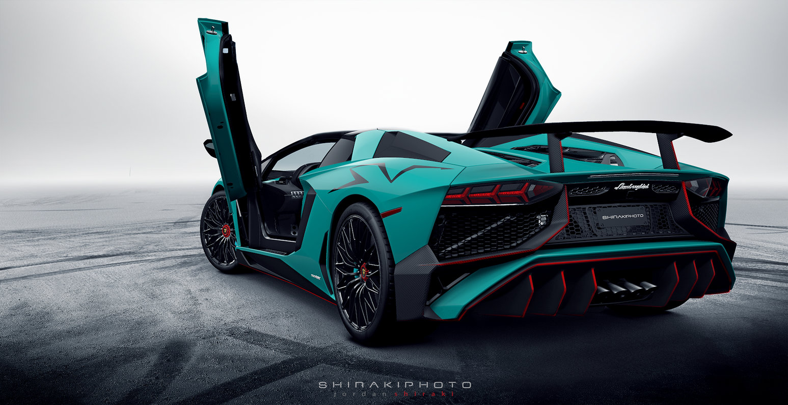 Lamborghini Aventador Sv Roadster Debuting At Pebble Beach