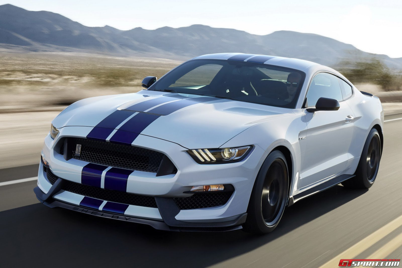 Ford Mustang Shelby GT350 Weight Figures Revealed - GTspirit