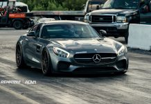 Renntech Mercedes-AMG GT S on ADV.1 Wheels