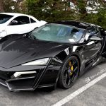 Black Lykan Hypersport Arrives in the USA