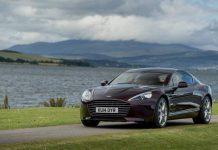 Electric Aston Martin coming in two years