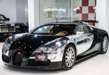 Bugatti Veyron for sale in Dubai