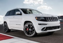 Jeep Grand Cherokee Trackhawk to Hit 100 km/h in 3.5 Seconds