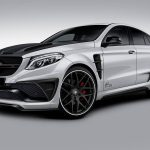 Mercedes-AMG GLE 63 Coupe by Lumma Design
