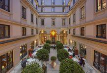 Mandarian Oriental Milan