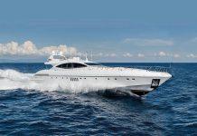 Mangusta 132 Superyacht