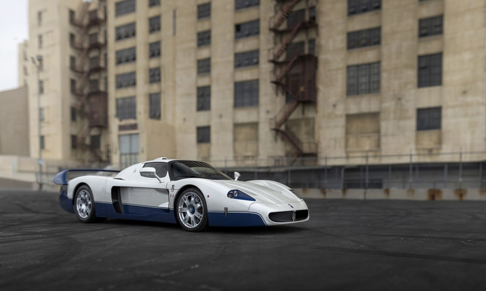 Maserati MC12 to be Sold at Monterey - GTspirit