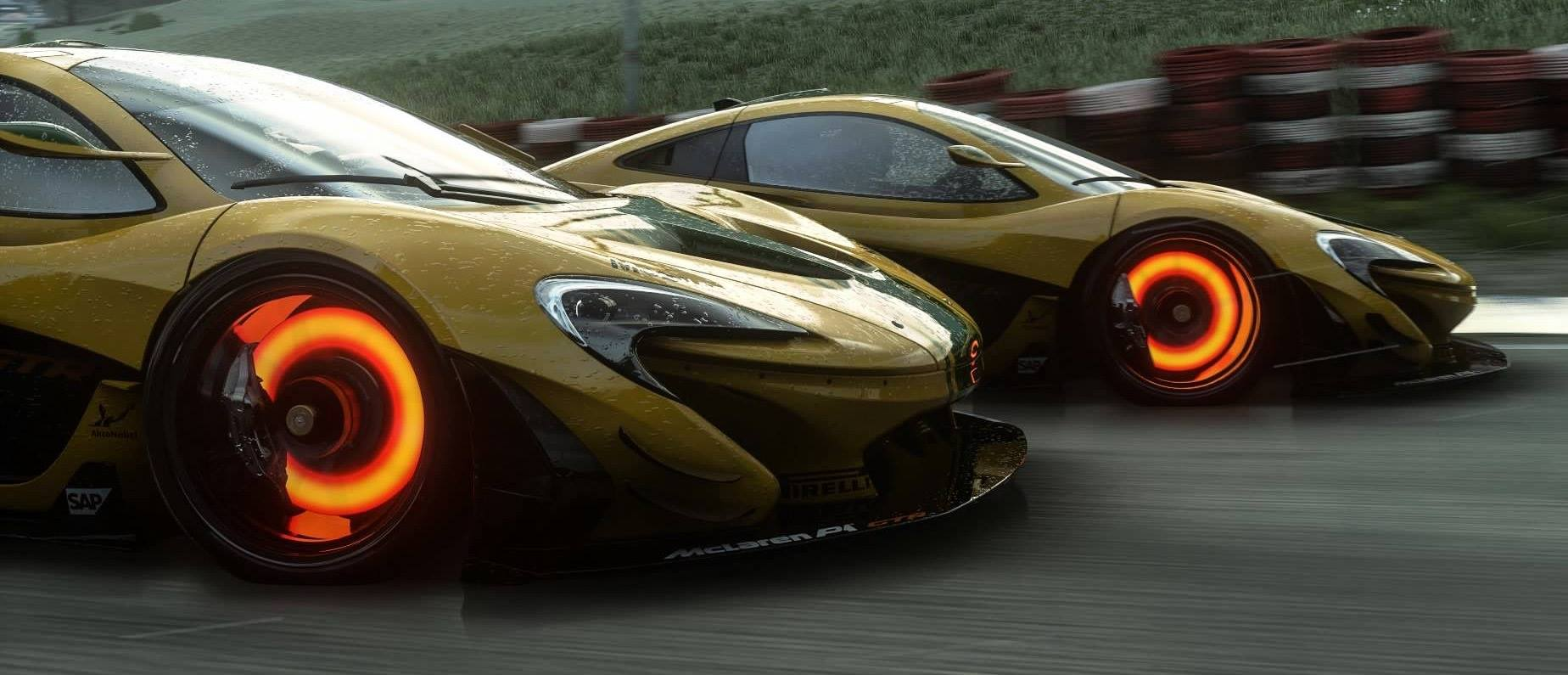 stunning mclaren p1 gtr pictures from ps4 39 s driveclub gtspirit. Black Bedroom Furniture Sets. Home Design Ideas