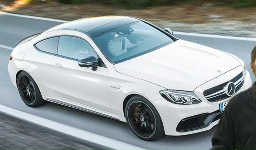 Mercedes Amg C63 Coupe S Leaks Online Gtspirit