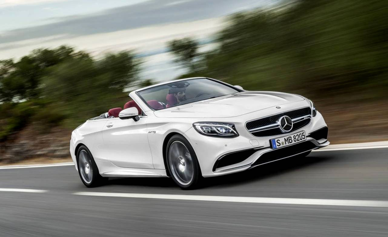 Official 2016 mercedes benz s class s63 cabriolet for Mercedes benz s 500