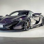 Musgravite Black McLaren P1