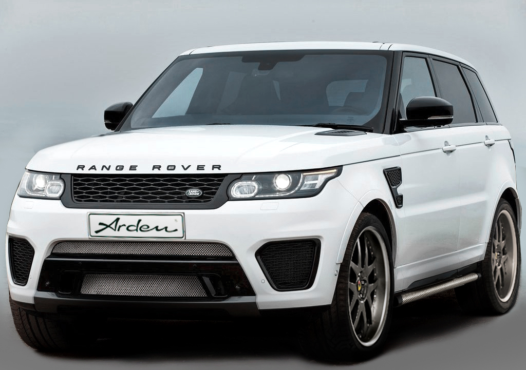 arden reveals range rover sport svr upgrades gtspirit. Black Bedroom Furniture Sets. Home Design Ideas