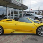 Pagani Zonda S Roadster 7.3 For Sale