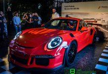 Porsche 911 GT3 RS Launch Lebanon 2