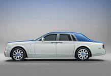 Rolls-Royce Phantom Nautica side