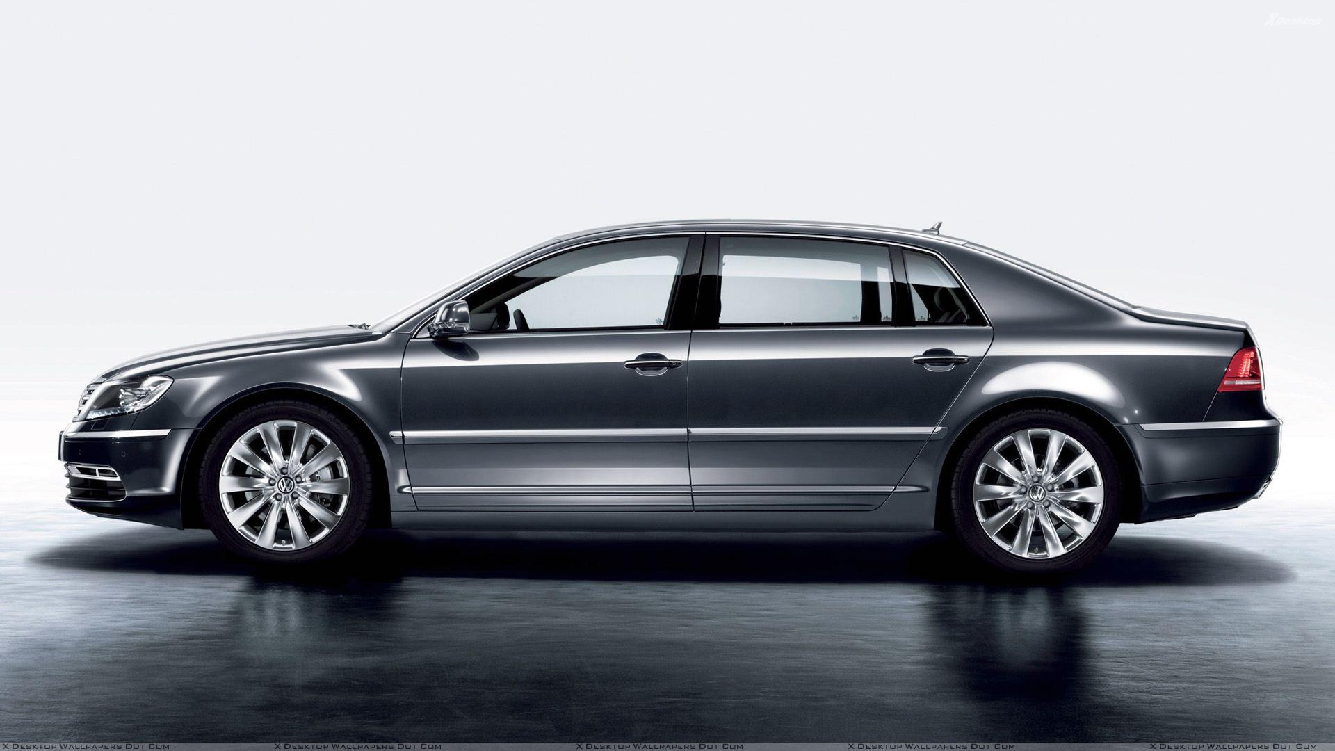 Second Generation Volkswagen Phaeton Delayed Gtspirit