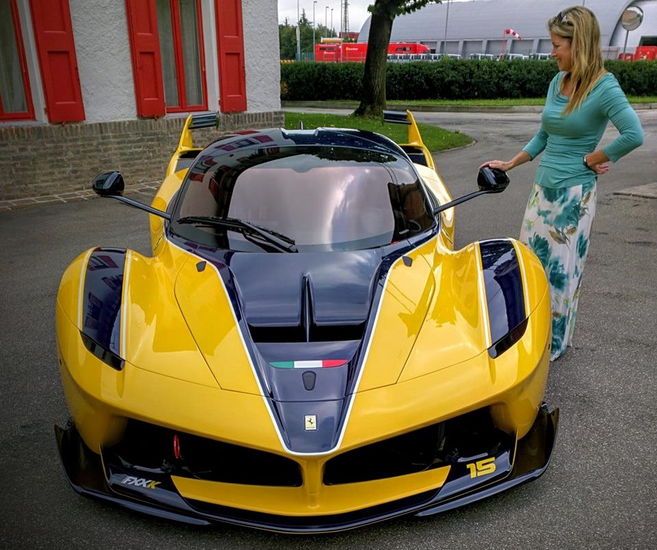 2018 ferrari fxx k. perfect ferrari it was first revealed in december 2014 that sloss will be getting the fxx k and 2018 ferrari fxx k