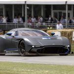 First Impression: Aston Martin Vulcan rear