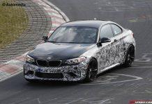 BMW M2 debuting in October