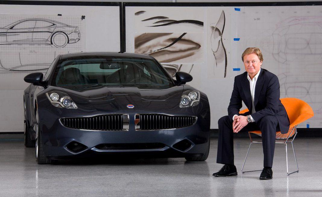 Henrik Fisker new company