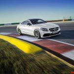 2016 Mercedes-AMG C63 Coupe front