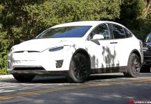 Tesla Model X Deliveries to Start in September