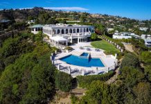 $135 million Beverly Hills house