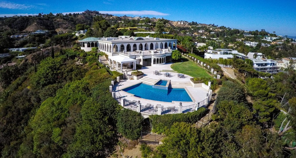 135 million beverly hills house for sale gtspirit for Beverly house for sale