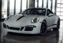 Porsche 911 GTS Rennsport Reunion Special Edition