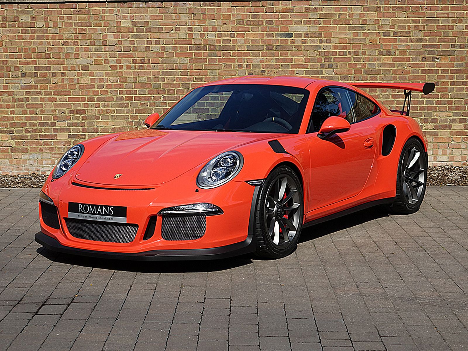 Used 2016 Porsche 911 GT3 RS For Sale in the UK - GTspirit