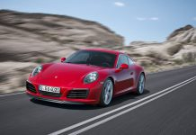 Porsche 911 hybrid on the cards