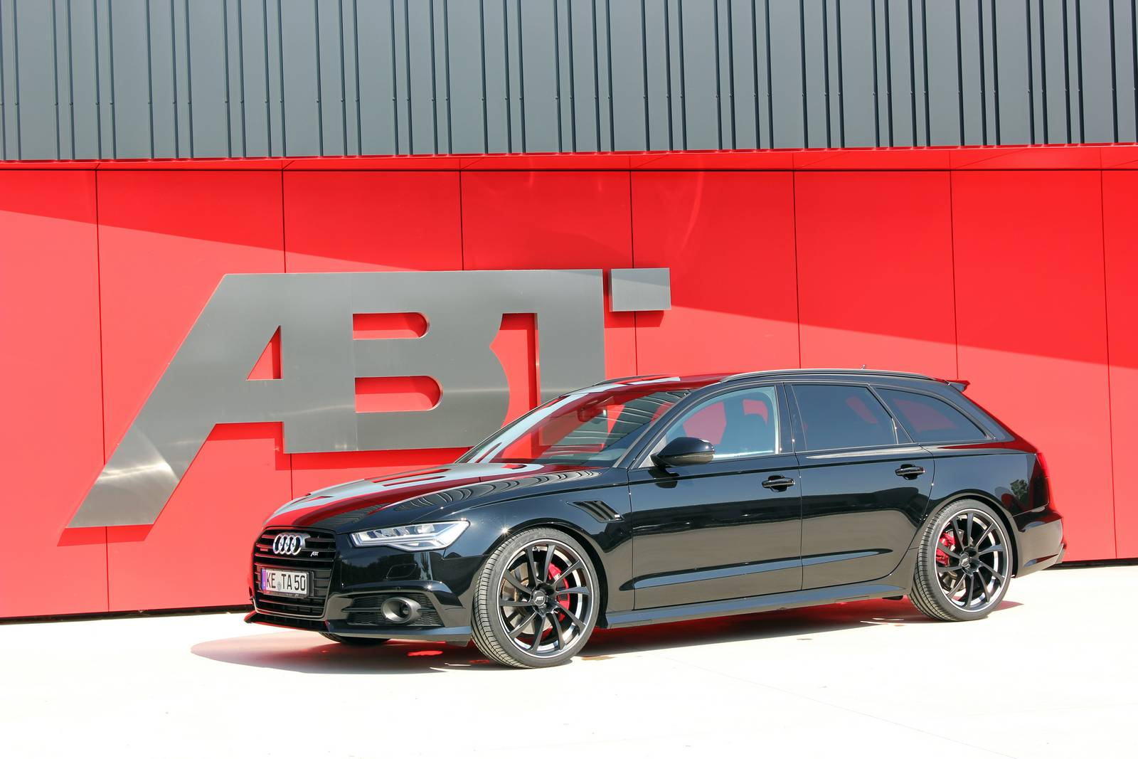 Official: 410hp ABT Audi A6  GTspirit