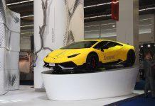 Akrapovic Lamborghini Huracan