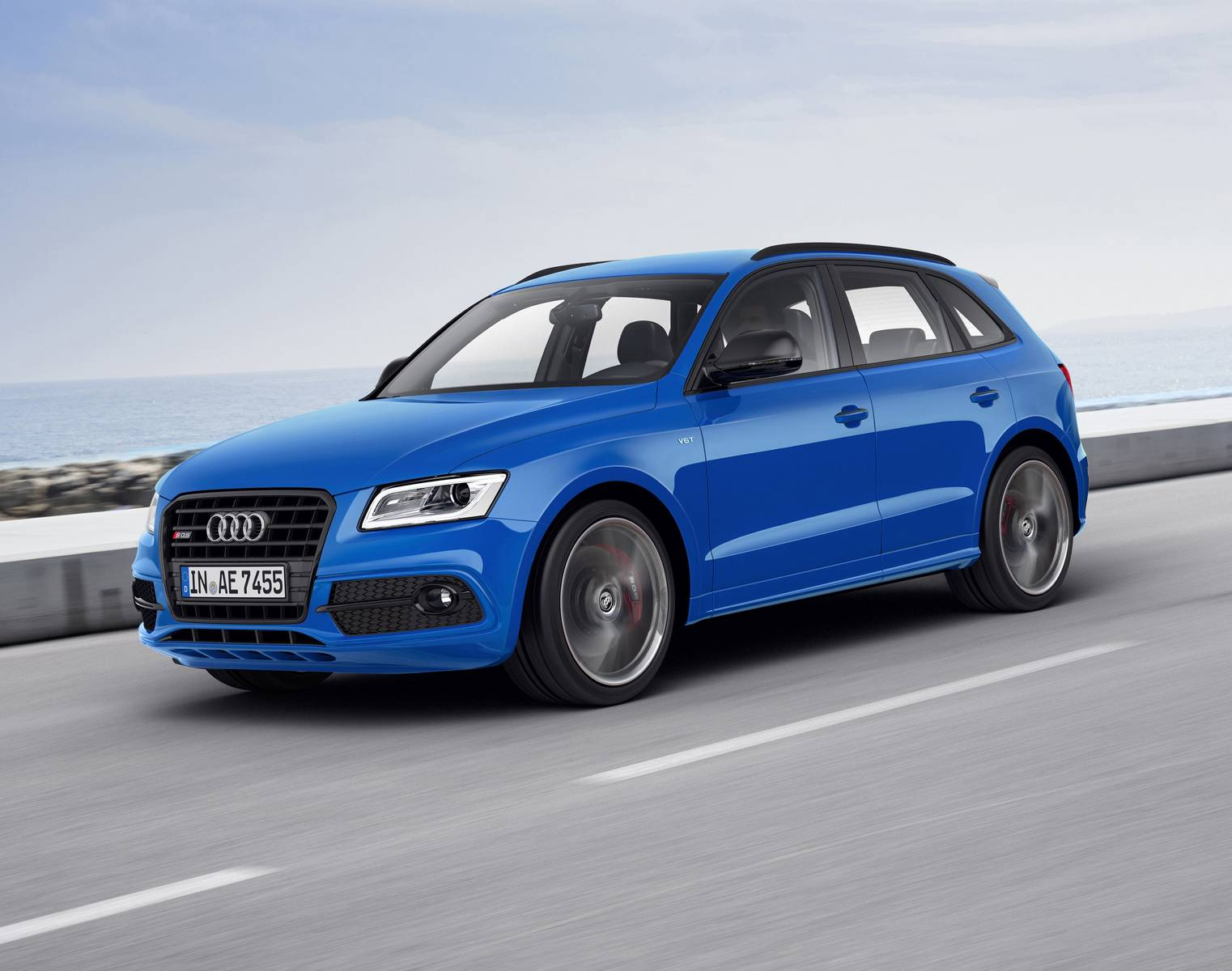 Official 2016 Audi Sq5 Tdi Plus Gtspirit
