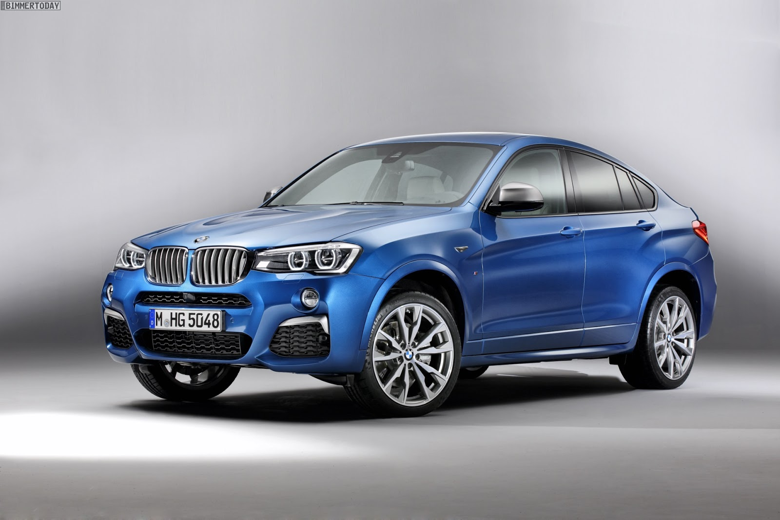 355 hp bmw x4 m40i leaks online gtspirit. Black Bedroom Furniture Sets. Home Design Ideas