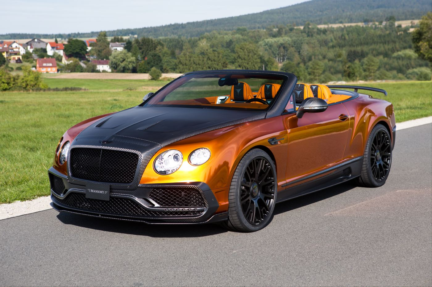 Official mansory bentley continental gtc gtspirit bentley continental gtc by mansory 1 vanachro Gallery