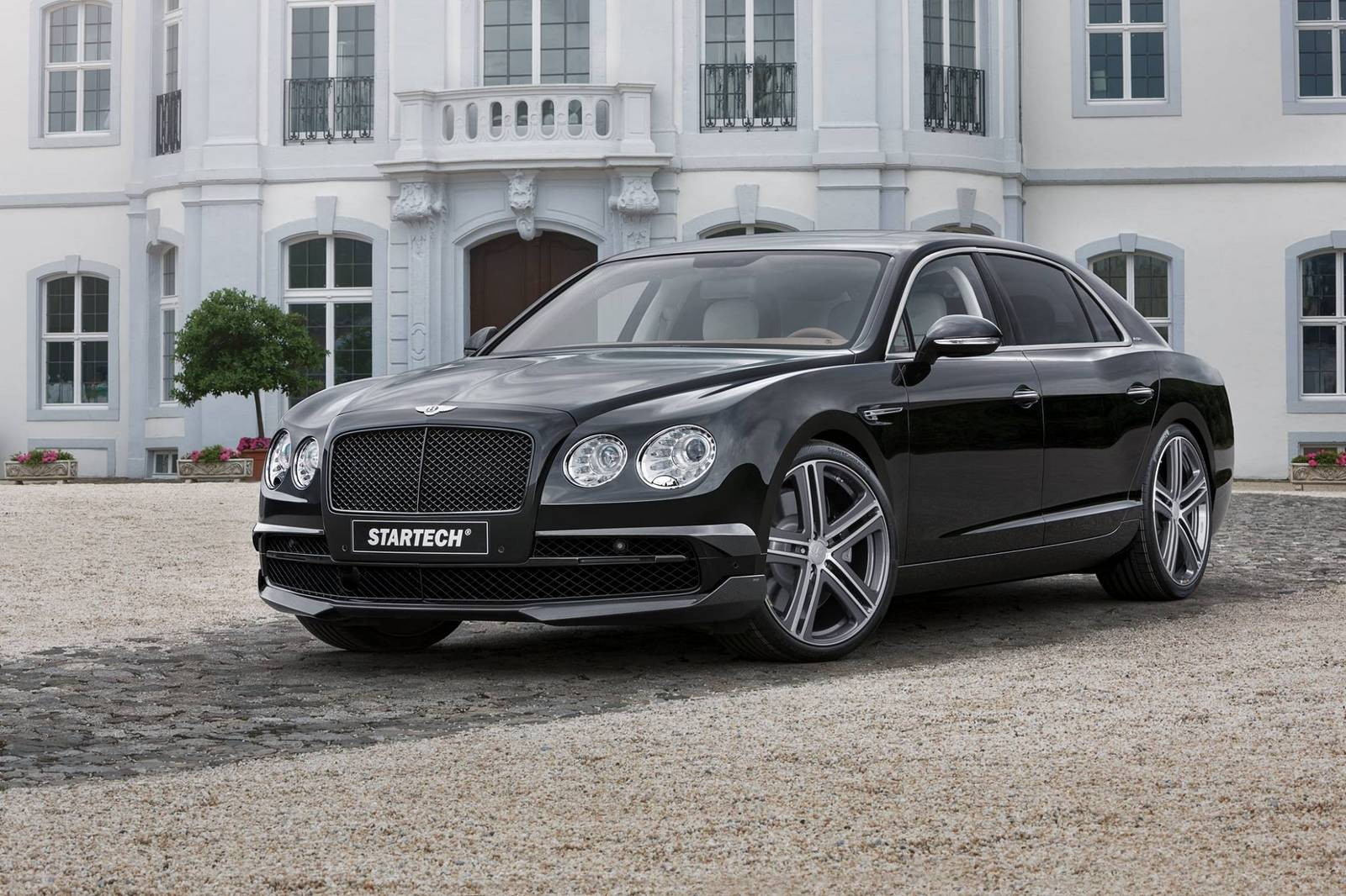 official startech bentley flying spur gtspirit. Black Bedroom Furniture Sets. Home Design Ideas